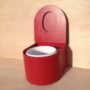 mini toilette