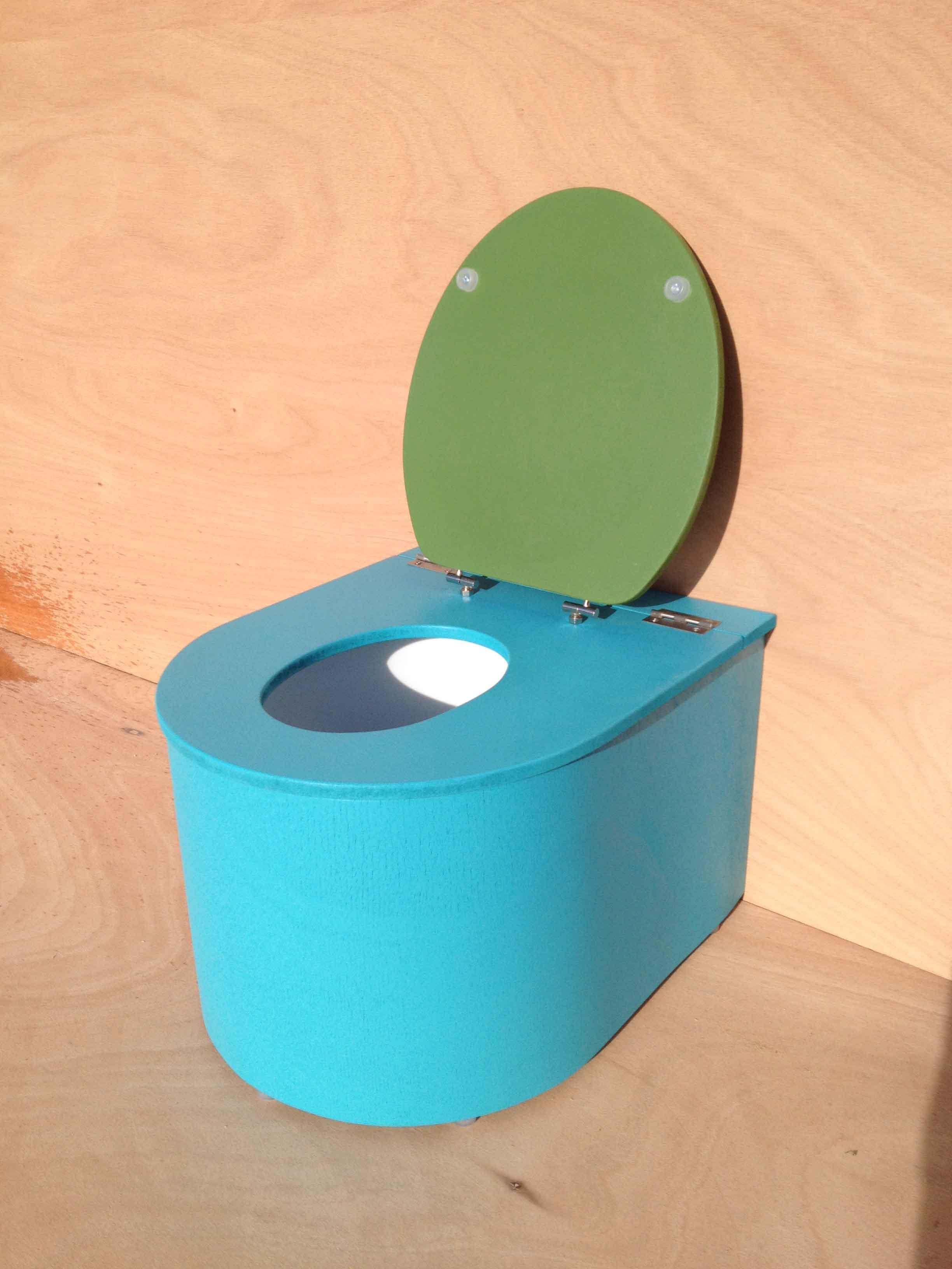 mini toilette bebe bleu