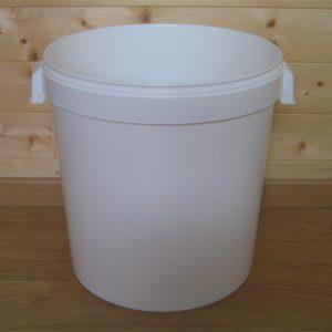 seau plastique pour toilettes seches