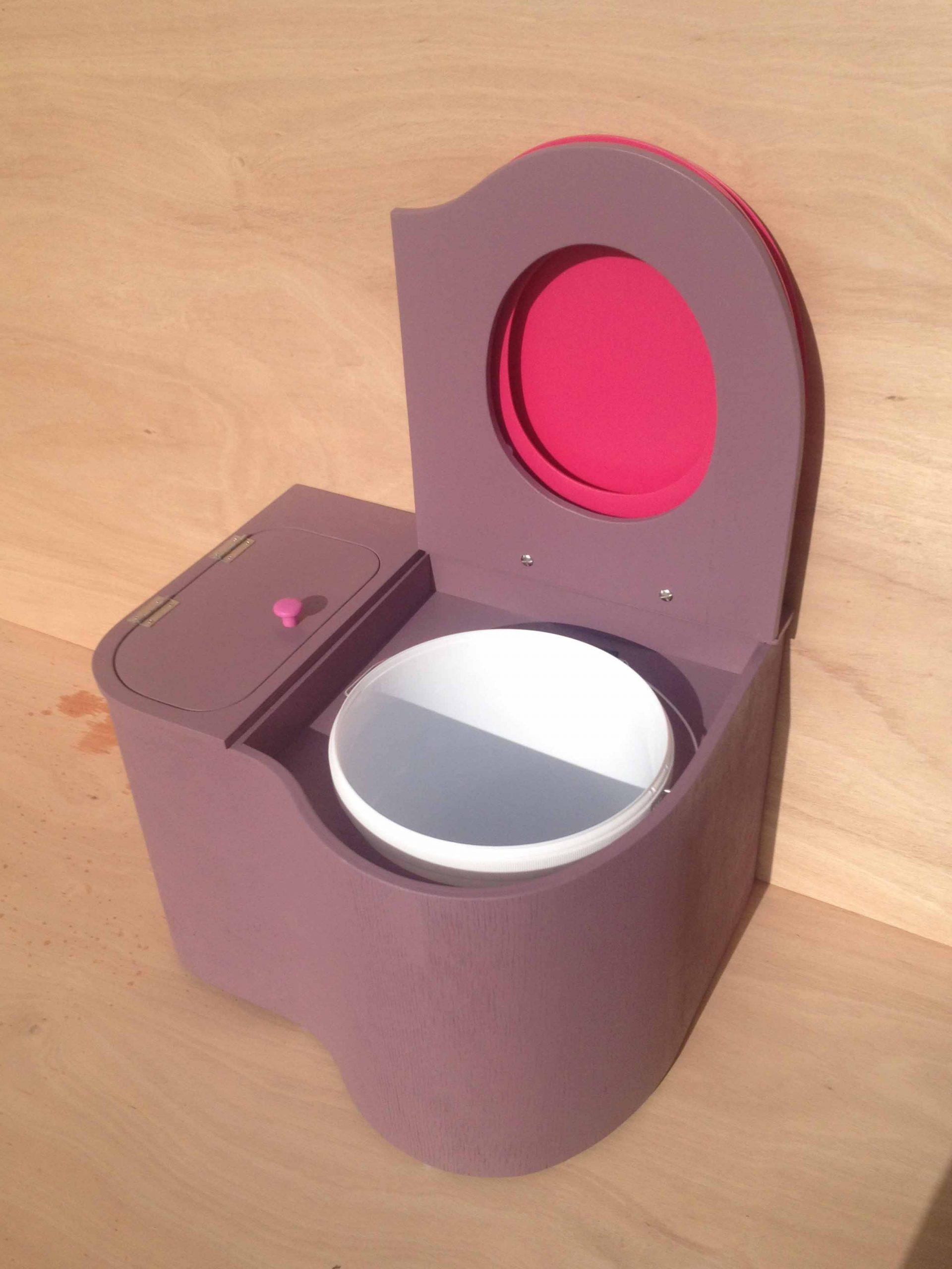 toilette seche couleur