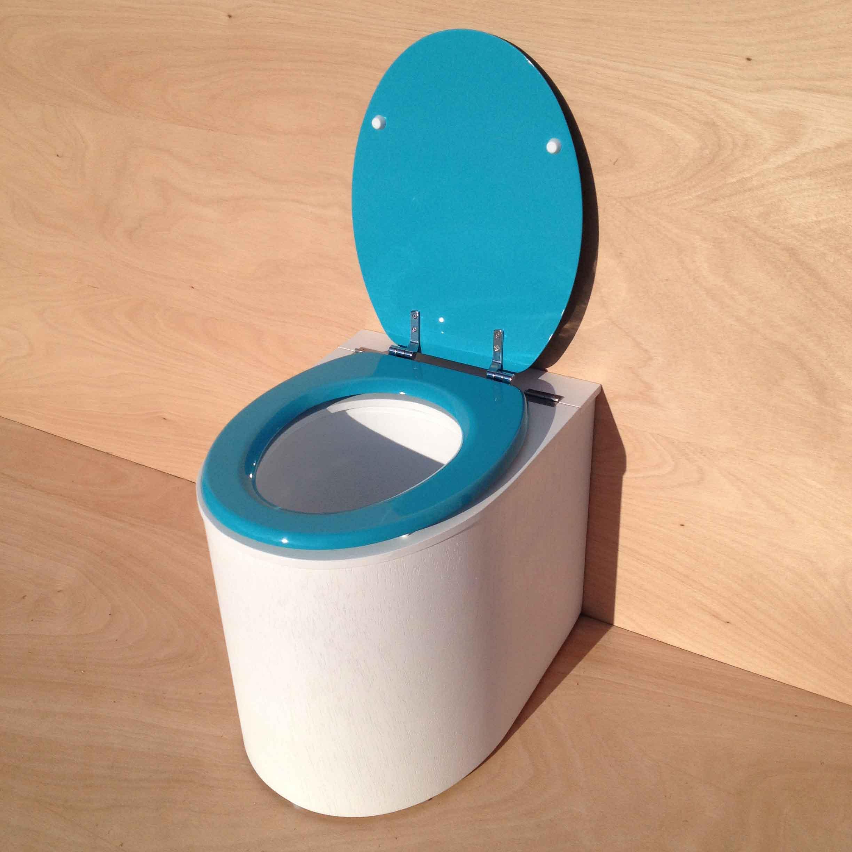 toilette sèche moderne
