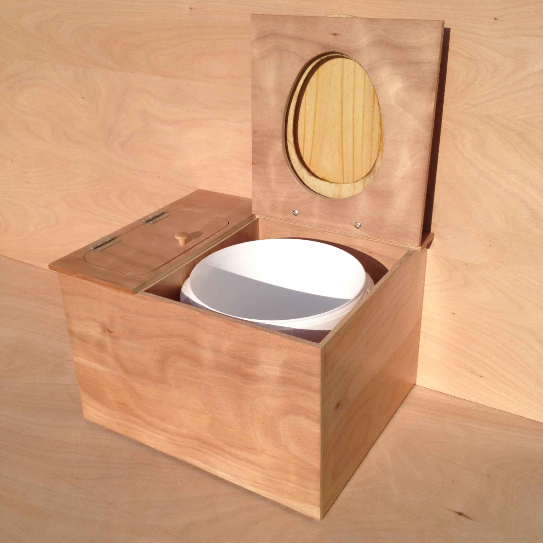 toilette seche pour chalet