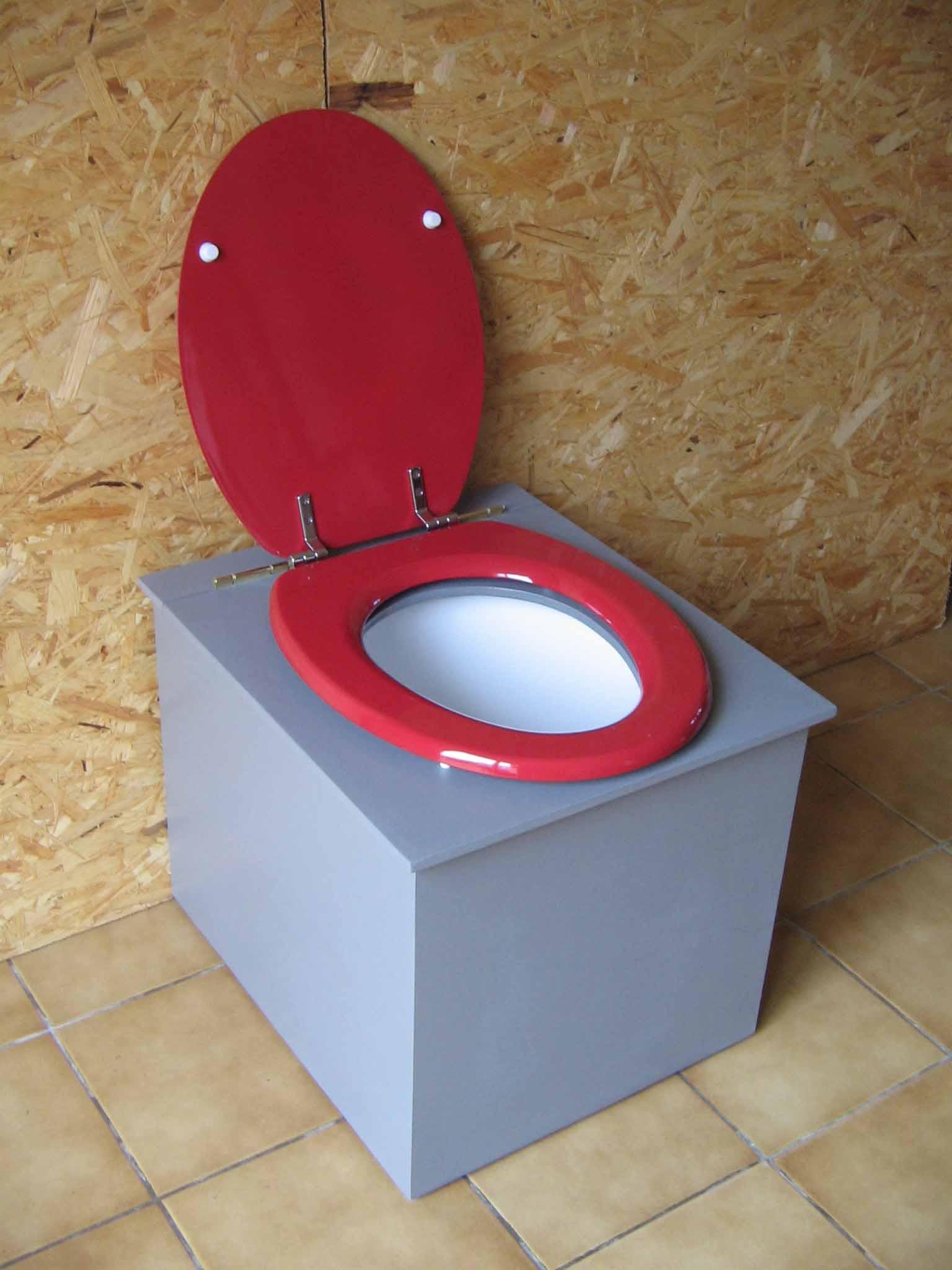 toilettes sèches prix gris