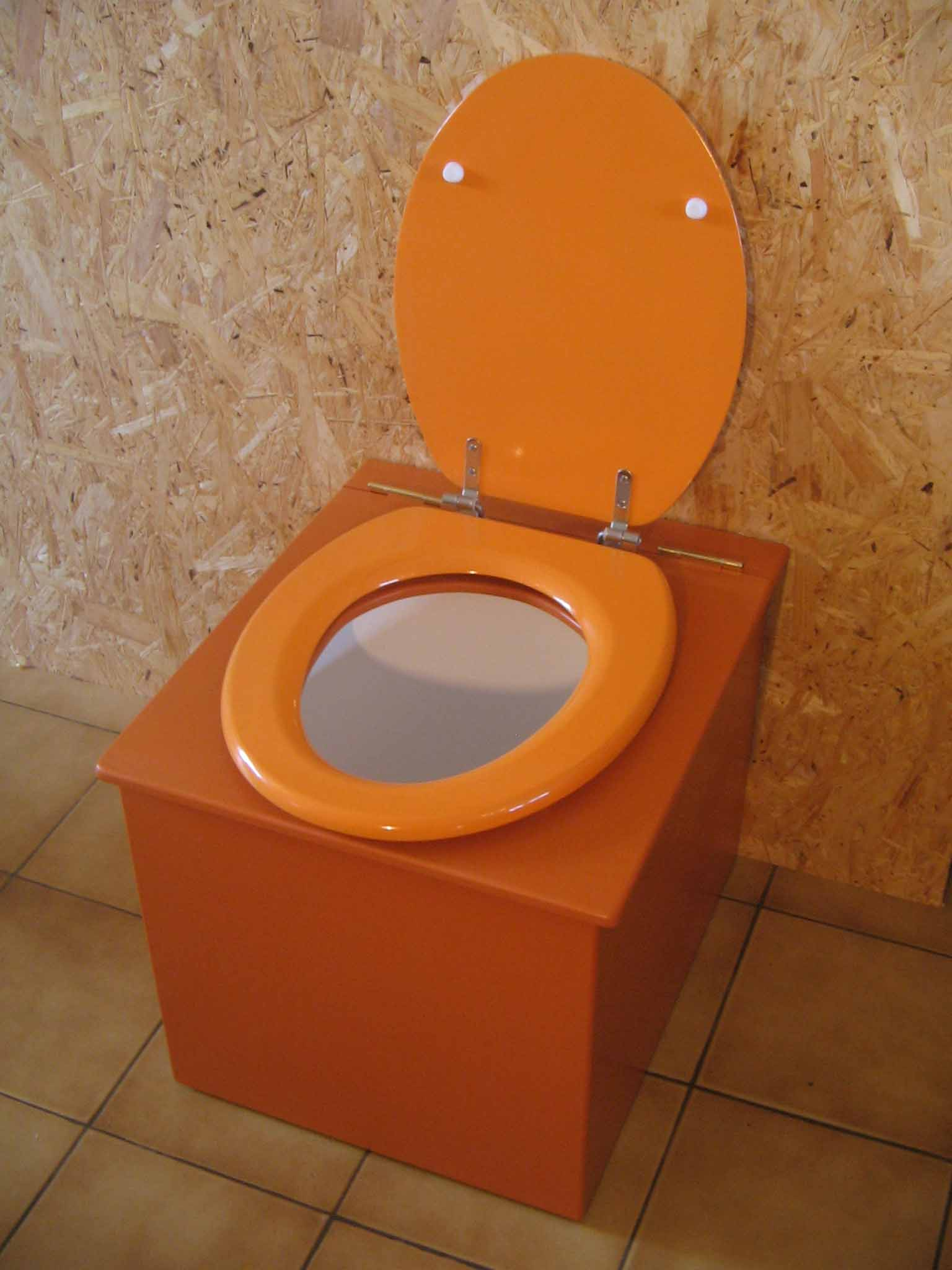 toilette sèche prix orange