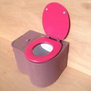 toilette seche ronde