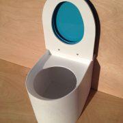 toilettes seches en ville