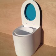 toilettes seches modernes