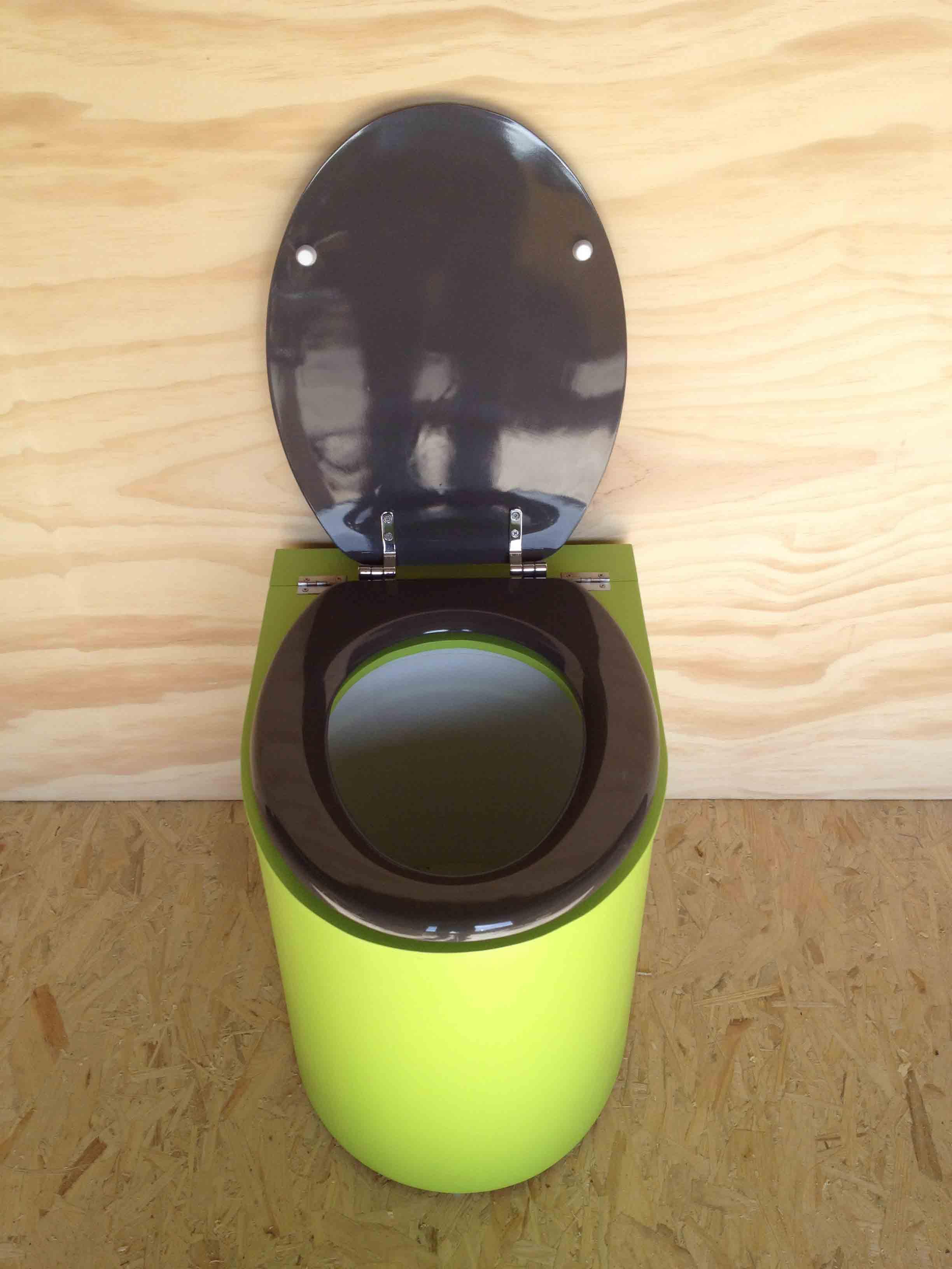 Toilette seche design verte