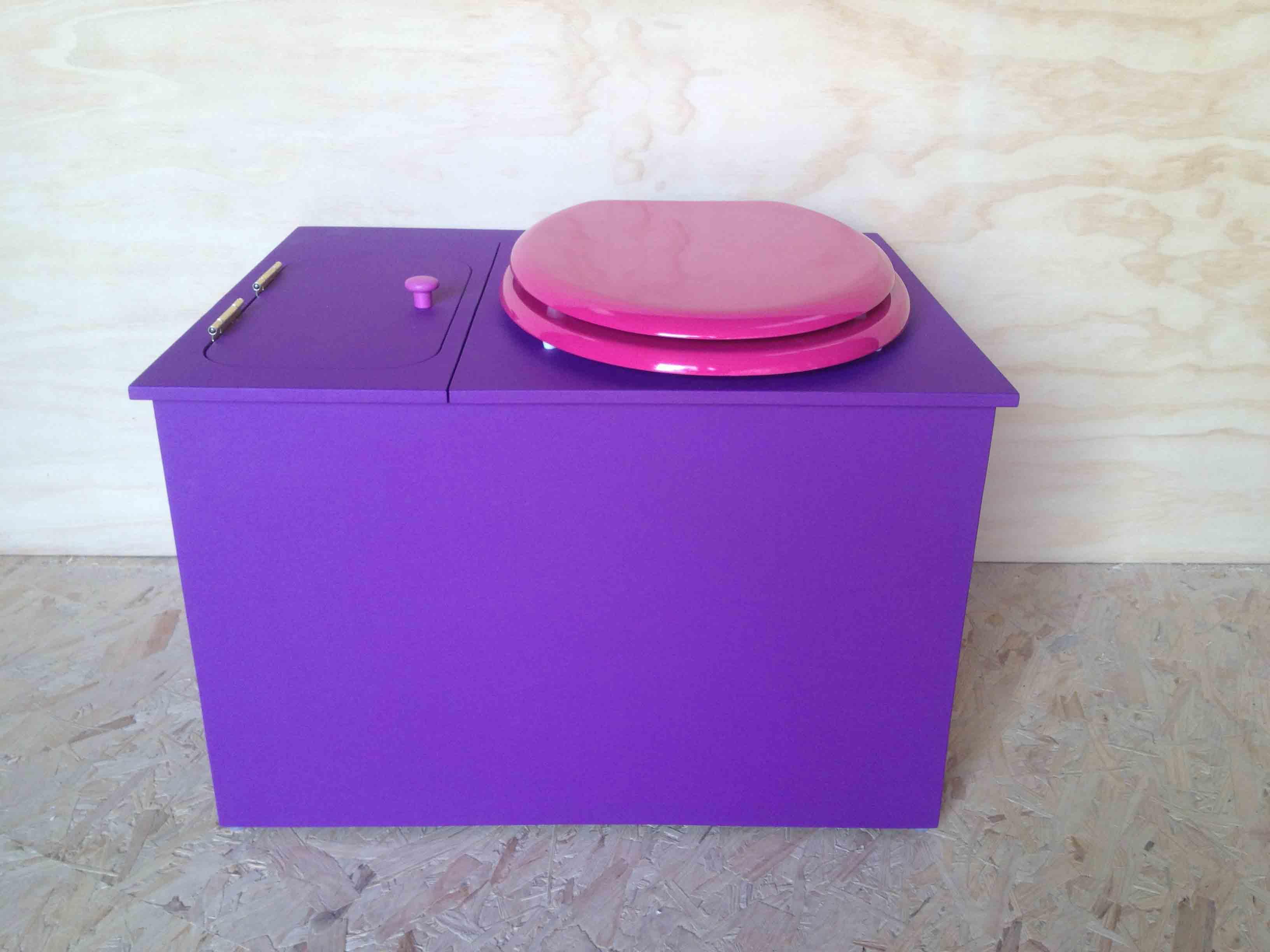 wc secs violet