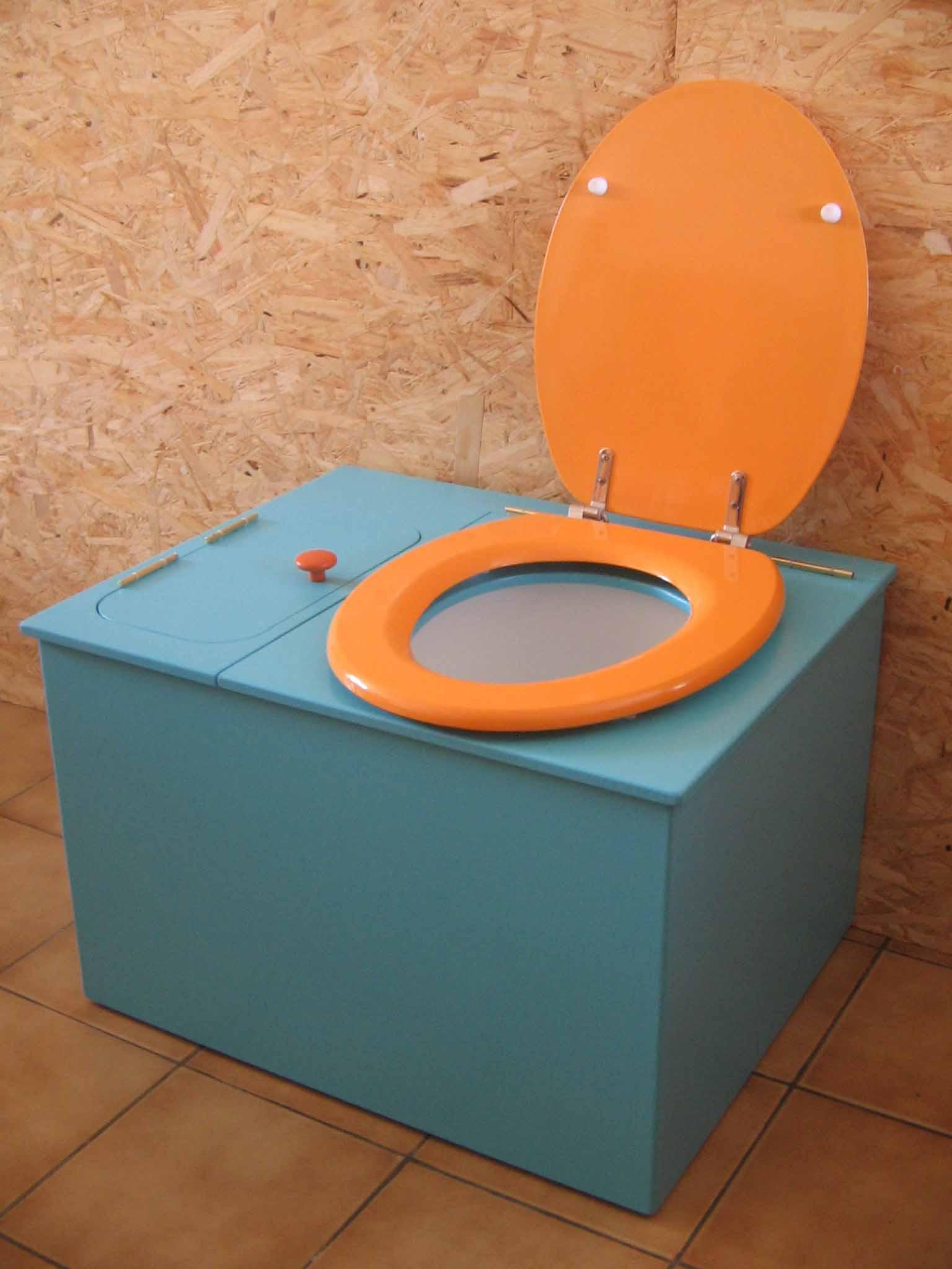 wc seche bleu