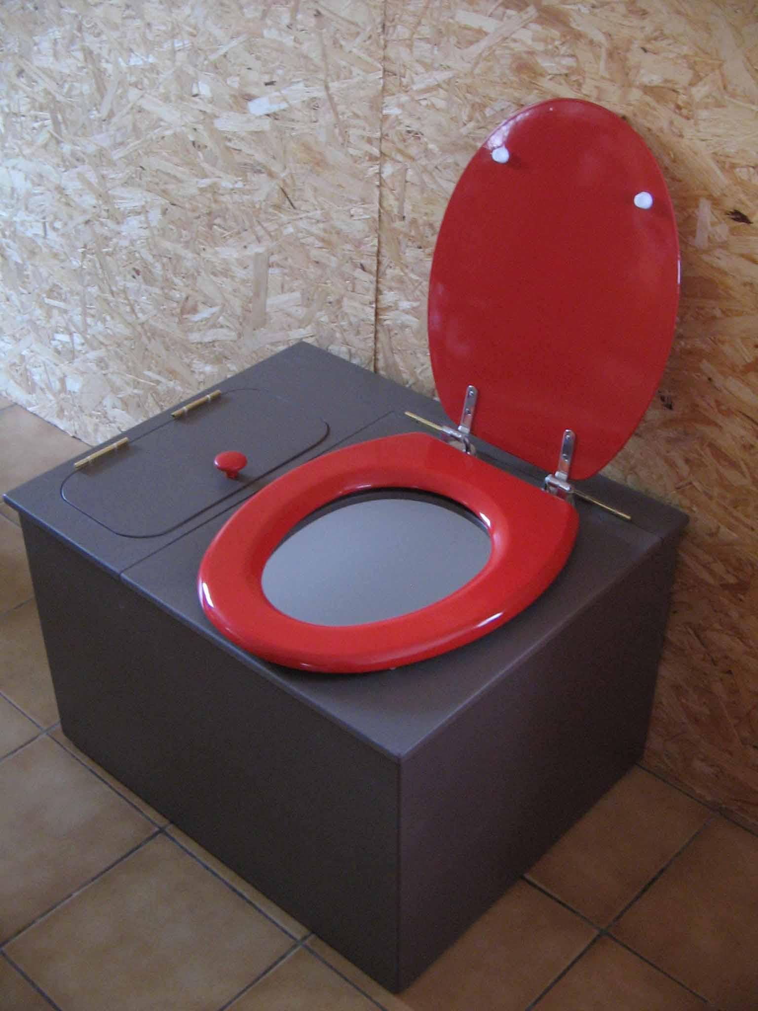 wc seche grise