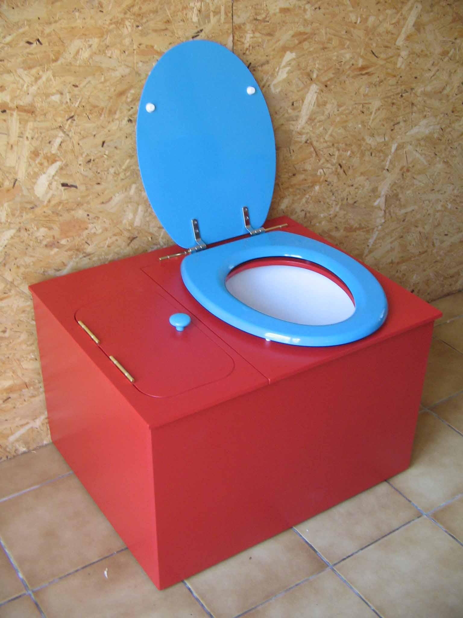 wc sec rouge
