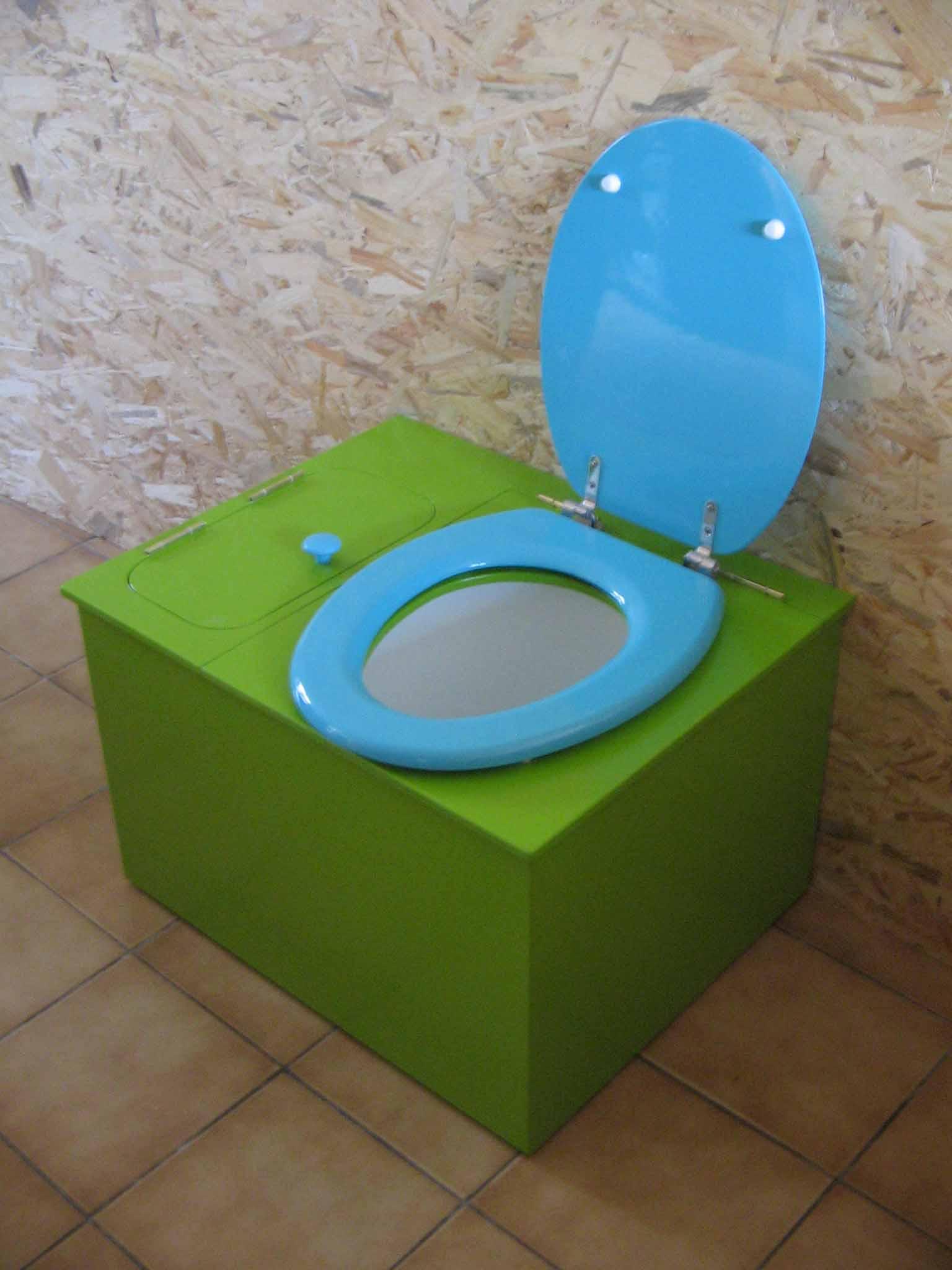 wc seche vert